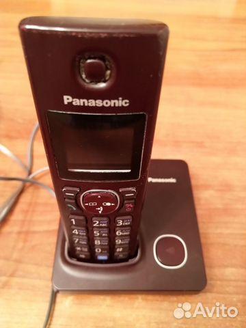 Домашний телефон Панасоник