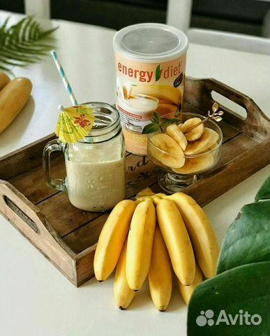 Энерджи Диет Коктейль Банановый.
