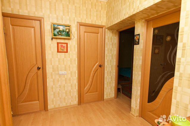 Продается трехкомнатная квартира за 3 500 000 рублей. респ Коми, г Ухта, пр-кт Ленина, д 36.