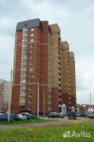 Продается двухкомнатная квартира за 4 810 000 рублей. Московская область, Домодедово, микрорайон Западный, Лунная улица, 1.