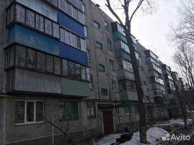 Продается двухкомнатная квартира за 1 650 000 рублей. ул Комарова, дом 12-а.