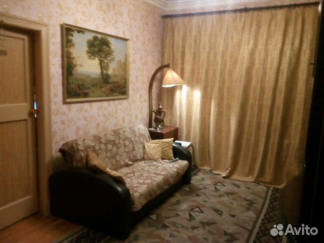 Продается двухкомнатная квартира за 2 000 000 рублей. Нижний Новгород, улица Красных Партизан.