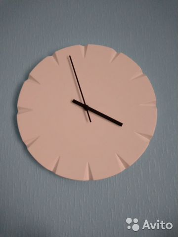 часы икеа купить в санкт петербурге на Avito объявления на сайте авито