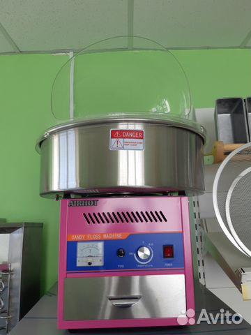 Аппарат для сахарной ваты 89870809615 купить 1