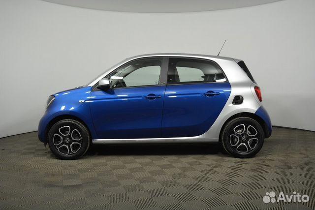Купить Smart Forfour пробег 21 354.00 км 2016 год выпуска