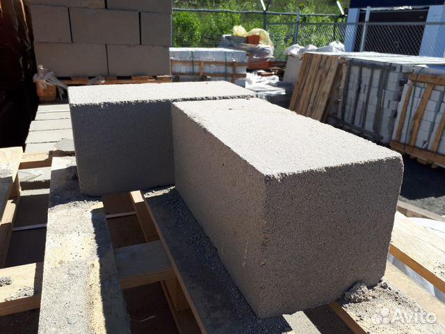блоки бетонные под фундамент 400х200х200 полнотелые