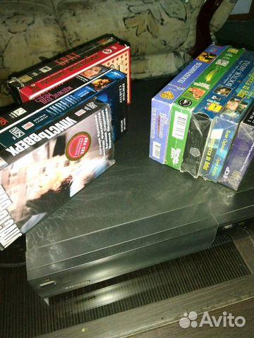 Видеомагнитофон Panasonic 89029179980 купить 2