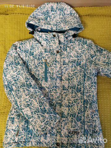 Куртка зимняя спортивная 89091094234 купить 1