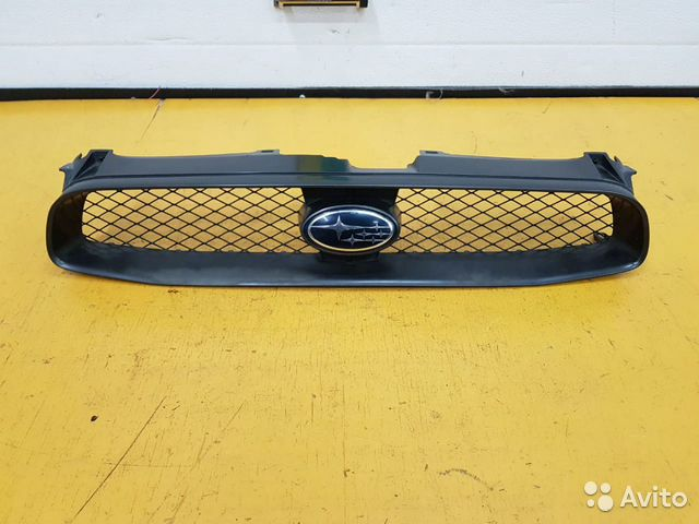 89625003353 Решетка Subaru Impreza WRX