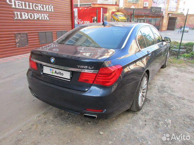 BMW 7 серия, 2011 89829613649 купить 6
