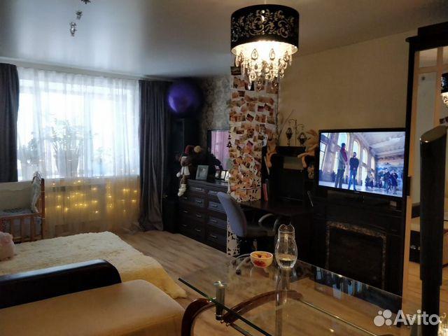 1-room apartment, 53 m2, 2/9 et.