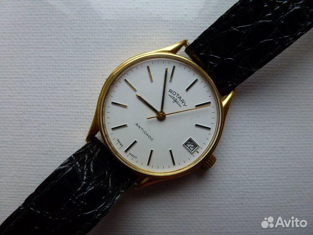 6d3f244f4150 Наручные часы унисекс Rotary (Швейцария) купить в Москве на Avito ...