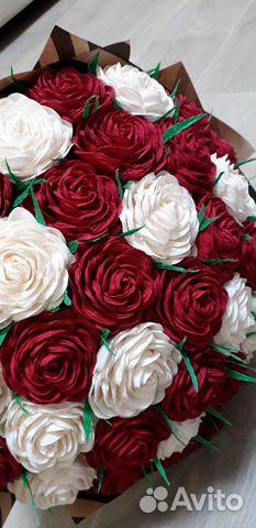Букет роз ручной работы 89519989628 купить 3