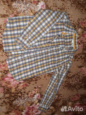 Рубашка, глория джинс р 104