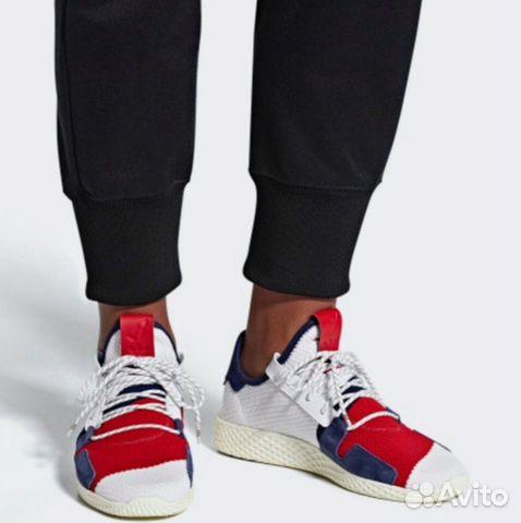 Pharrell Williams x Adidas x BBC Tennis