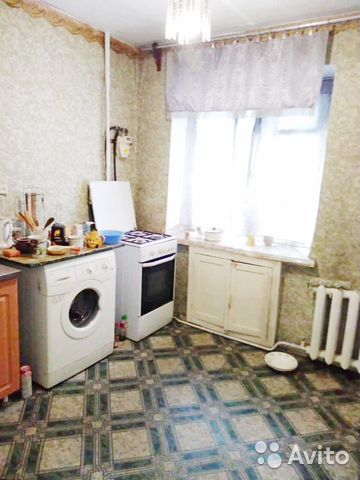 1-room apartment, 33 m2, 2/5 floor. buy 5