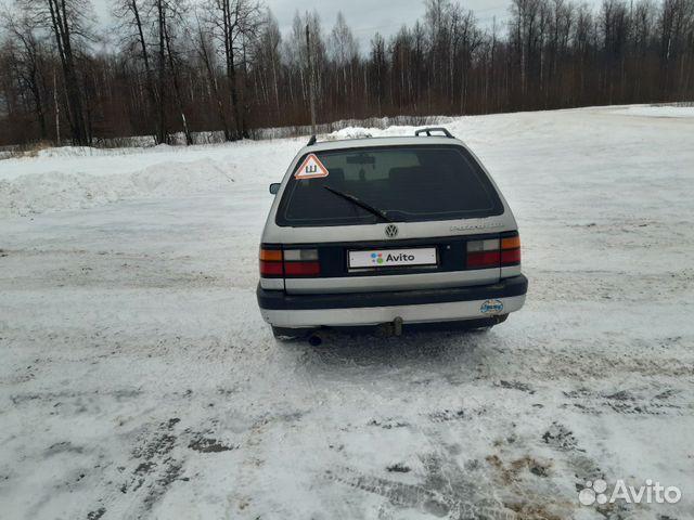Volkswagen Passat, 1992 kaufen 2