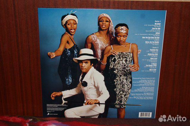 Виниловые пластинки Boney M / LP Германия