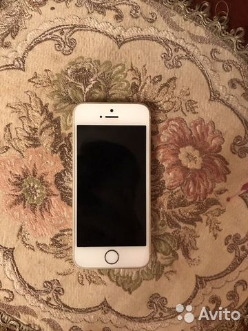 Handy iPhone 5 s
