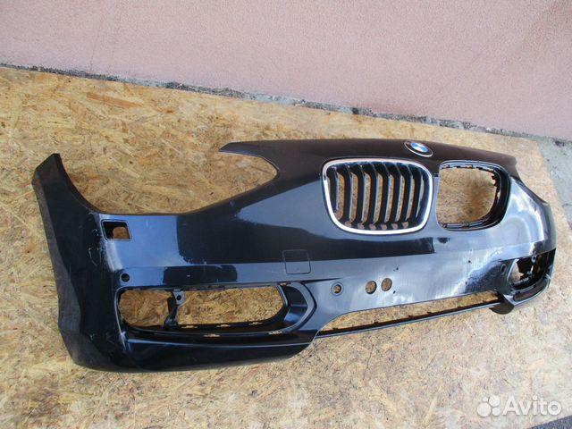 Бампер передний бмв1 Ф20 BMW1 F20  89013900028 купить 3