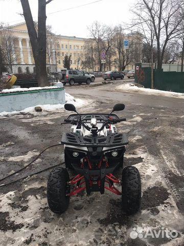 Новый квадроцикл Motax Grizlik LUX 3+1 125 кубов 89803403030 купить 3