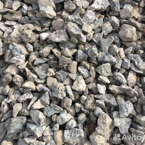 Дробленый бетон рецикл раствор тяжелый цементный 1 6