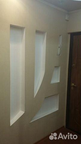 2-room apartment, 48 m2, 2/5 floor.