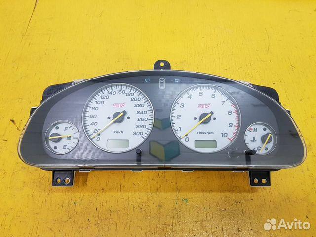 89625003353 Панель приборов МКПП STI Subaru Legacy, BE5, EJ20