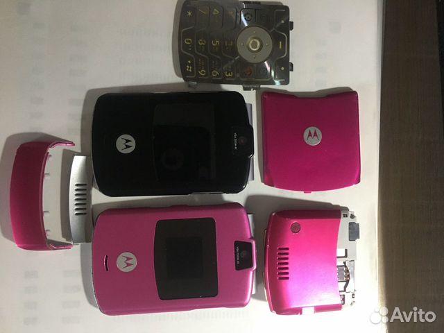 Запчасти к Motorola razr v3 89061759402 купить 1
