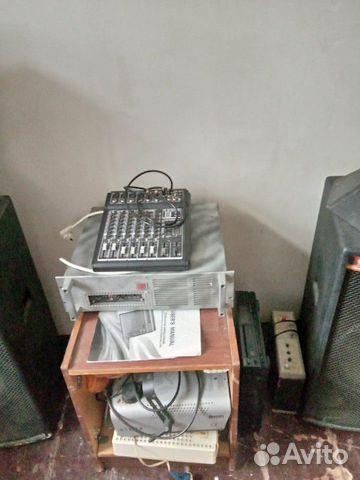 Аудио аппаратура комплект полный 89780560839 купить 2