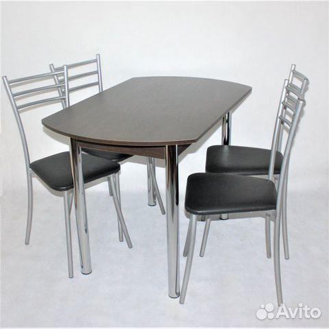 Стол обеденный 110х70 89850571152 купить 5