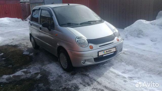 Daewoo Matiz, 2012 89115603931 купить 10