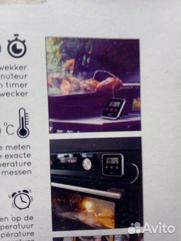 Термометр-таймер с выносным датчиком 89089404104 купить 3