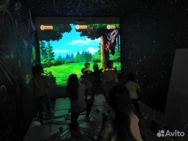 Интерактивная стена купить 3