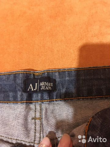 Юбка джинсовая AJ Armani  89137446690 купить 5