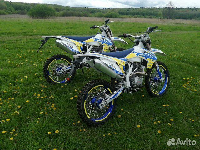 Мотоцикл Кросс TT250 (172FMM) (2020 г.) с птс купить 6