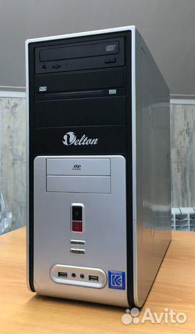 Системный блок Intel Celeron 2.66GHz/1Gb/80Gb