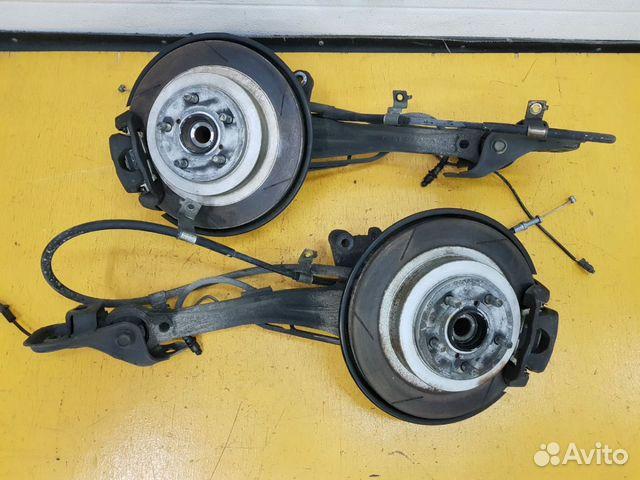 89625003353 Ступицы задние комплект Subaru Legacy, BE5, EJ20