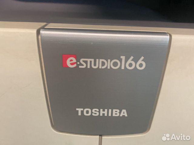 Копировальный аппарат Toshiba 166 studio купить 4