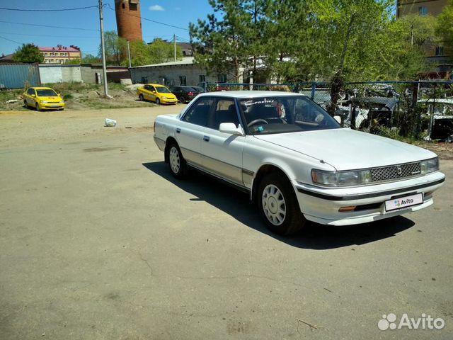 Toyota Chaser, 1991 89145506976 купить 7