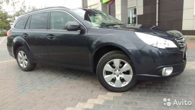 Subaru Outback, 2011 89386663275 купить 6