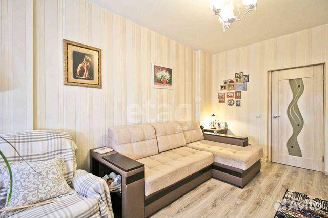 2-room apartment, 55.7 m2, 17/17 floor. buy 6