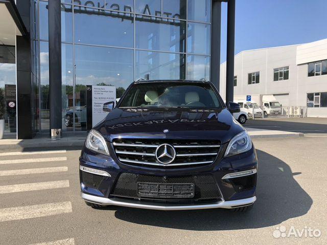 Mercedes-Benz M-класс AMG, 2013 89058194466 купить 9