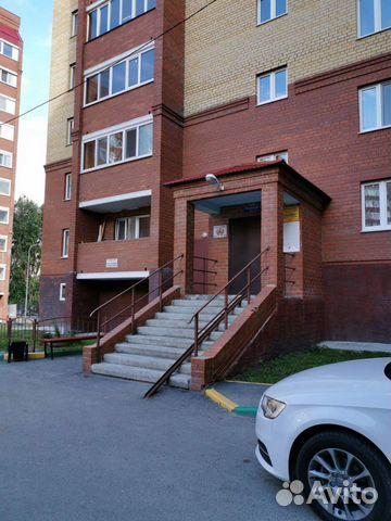 1-к квартира, 43 м², 2/10 эт.