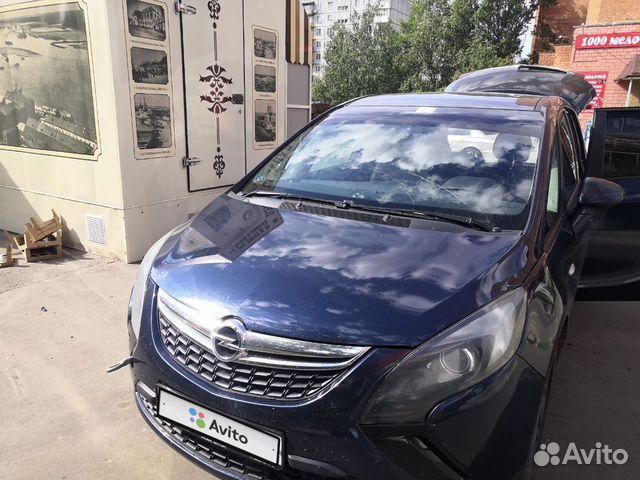 Opel Zafira, 2012 купить 2