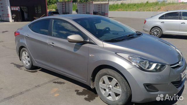 Hyundai Elantra, 2012 89068198337 купить 3