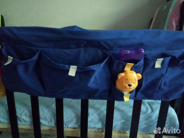 Игрушки детские и органайзер для детской кроватки  89208099488 купить 3