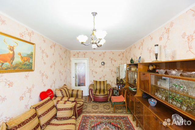 2-к квартира, 47.8 м², 1/5 эт. 89648822897 купить 2