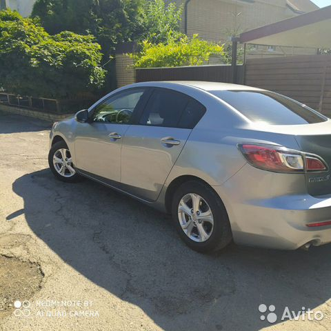Mazda 3, 2011 89682712113 купить 2