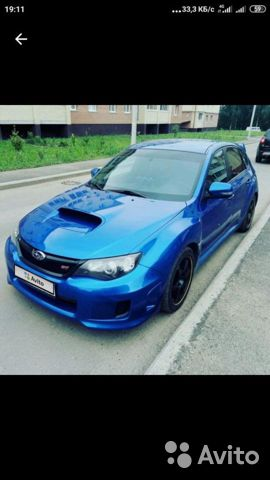 Subaru WRX STI, 2007  89603319329 купить 2